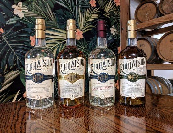 Roulaison Distilling Co