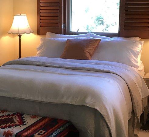 Kaleden, Canadá: Cottage bedroom