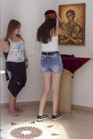 Prokopi, Grecia: St. John The Russian