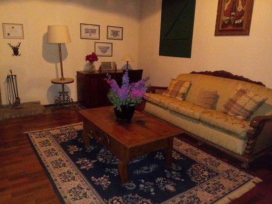 Piranga, MG: Sala de estar
