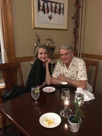New Glasgow, Canada: A delightful night with my husband at Hebel's! Thankyou!