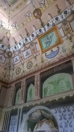 Monastero dei Benedettini: la sala del rettore
