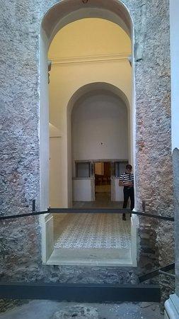 Monastero dei Benedettini: il focolare del monastero