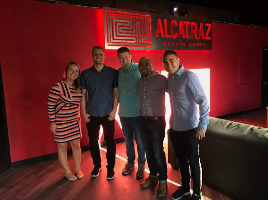 Alcatraz Escape Games Lindon