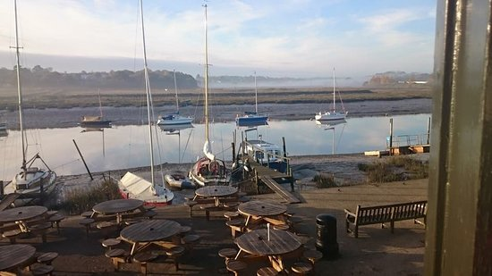Wivenhoe, UK: Beautiful views