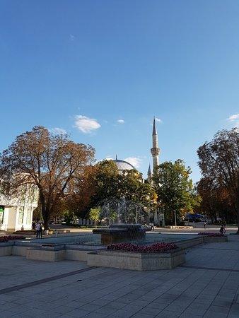 Razgrad centre