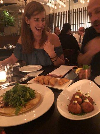 Santaella: Yummy starters