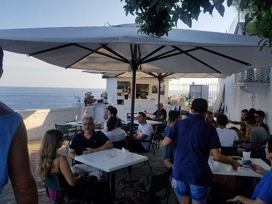 Al Faro di Portofino Lounge Bar: Restaurant