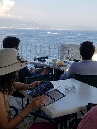 Al Faro di Portofino Lounge Bar: View from the restaurant