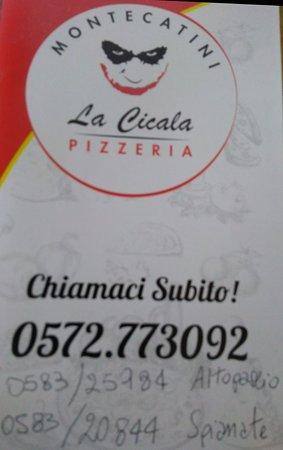 Altopascio, Italy: Buon servizio di prenotazione❣️