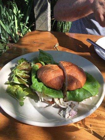 Le Caveau Restaurant: Delicious!