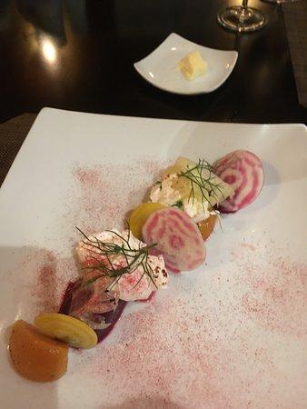Saint Johnsbury, VT: Beet Salad