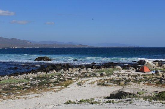Vallenar, Χιλή: Acampamento e praia