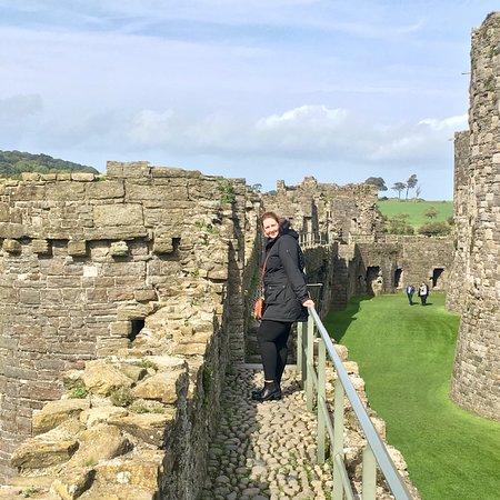 Beaumaris Castle صورة فوتوغرافية