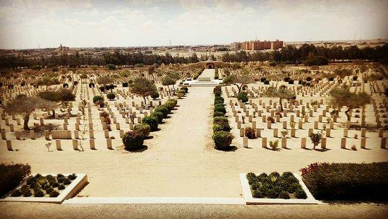 El Alamein War Cemetery