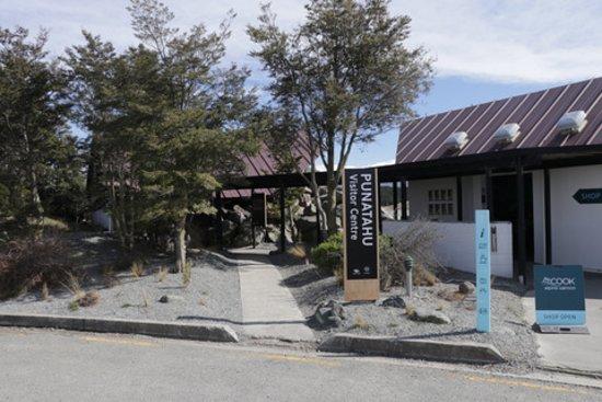 Canterbury, Nieuw-Zeeland: Lake Pukaki Visitor Centre