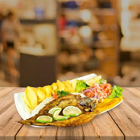Ambuqui, Ecuador: Muchos de los platos a tu elección. Trucha a la plancha