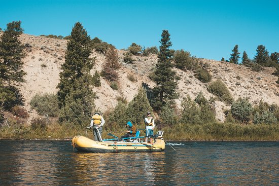 Colorado Fly Fishing Trips - Picture of Fly Fishing Colorado