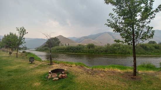 North Fork, ID: view from site # 25