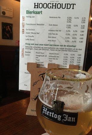 Cafe Hooghoudt: De Koninck lost in spice