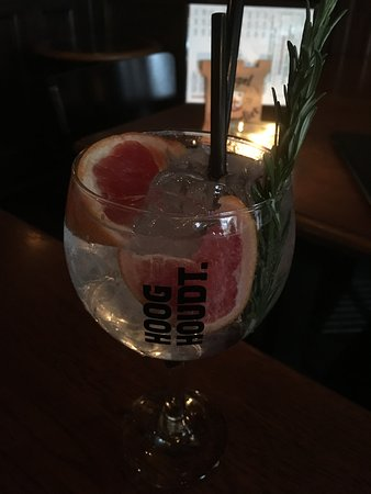 Cafe Hooghoudt: Jenever in the mix