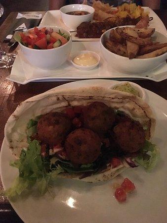 Cafe Hooghoudt: Falafel