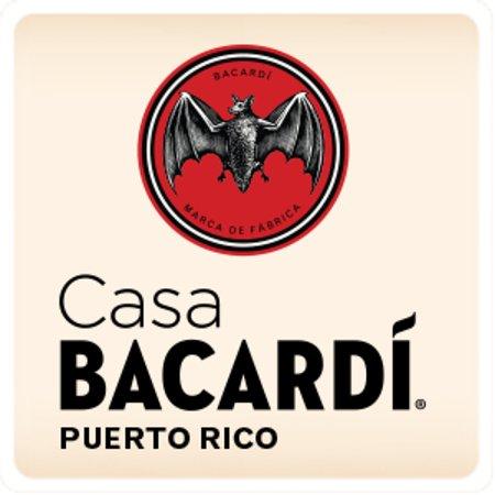 Catano, Пуэрто-Рико: Casa BACARDÍ Puerto Rico Logo