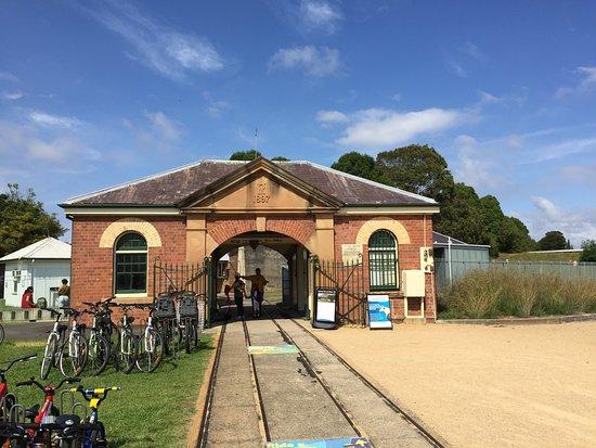 Newington Armory- Sydney Olympic Park