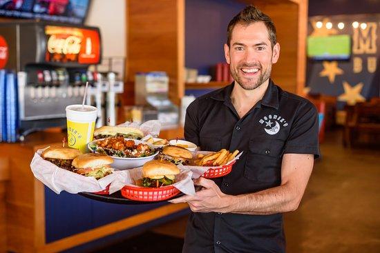 Moonie S Burger House Cedar Park Menu Prices