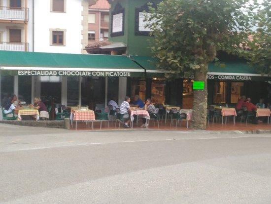 Limpias, Spain: IMG_20180920_185424_large.jpg
