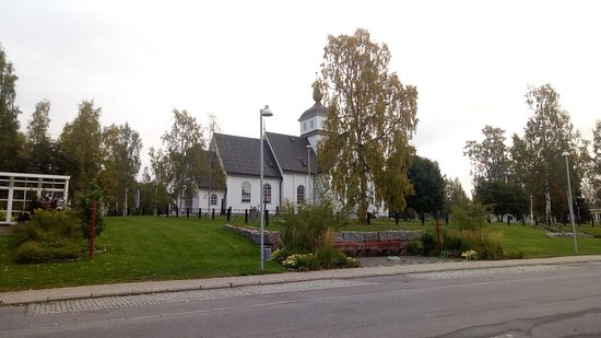 Pitea, Suecia: Piteå Church