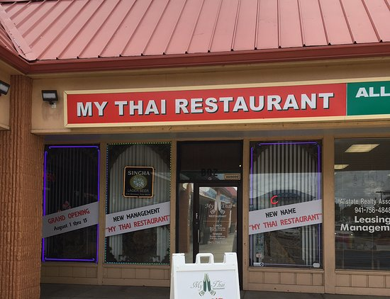 My Thai Restaurant Bradenton Reviews Phone Number Photos Tripadvisor
