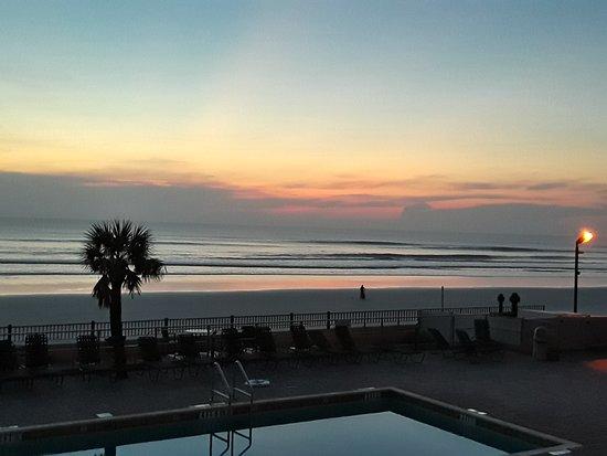 Beach House Inn: View from my room