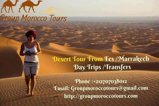 Errachidia, Maroc : group morocco tours
