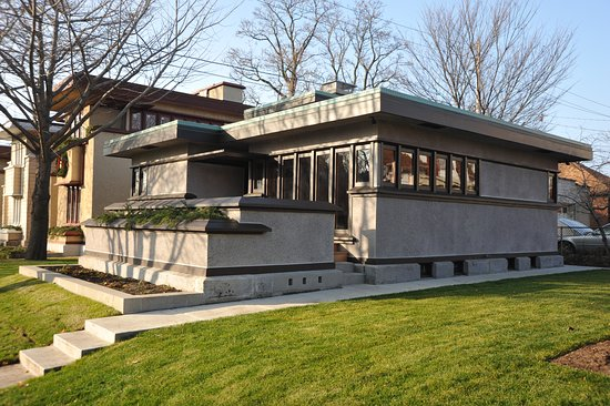 Frank Lloyd Wright American System-Built Homes