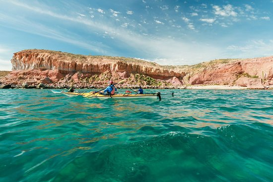 Loreto, Mexico: Paddling the Sea of Cortez in Single and Double Kayaks.