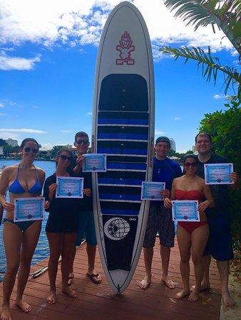 Lauderdale by the Sea, FL: Ocean Motivation - Team Building
