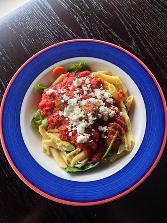 The Lodge Restaurant and Microbrewery: Pasta
