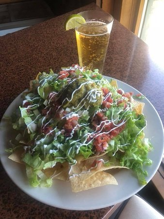 The Lodge Restaurant and Microbrewery: Gourmet Salads