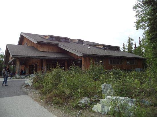 Denali Visitor Center: The visitor center