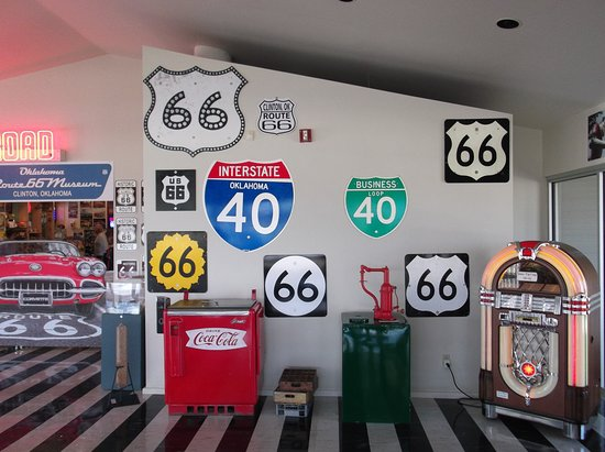route 66 museum clinton ok picture of oklahoma route 66 museum rh tripadvisor co nz