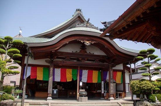 Fudaraku-ji Temple