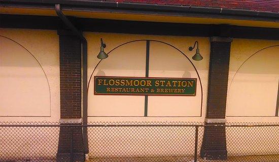 Flossmoor, إلينوي: flossmoor station 2014