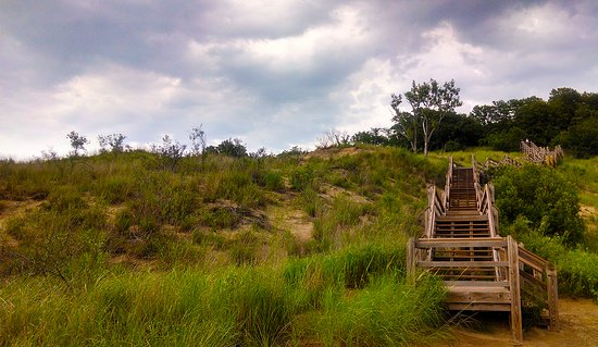 Indiana Dunes ภาพถ่าย