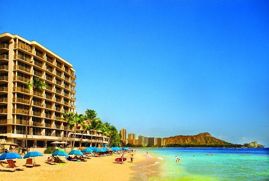 Outrigger Reef Waikiki Beach Resort Hotel Reviews Price Comparison Hawaii Honolulu Tripadvisor