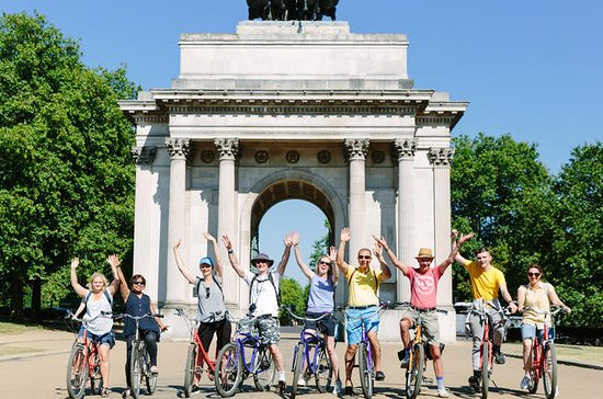 London Royal Parks-fietstocht ...