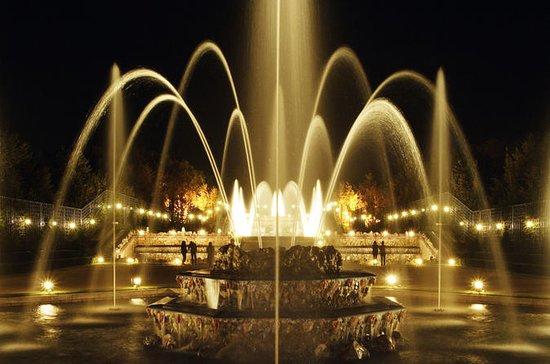Versailles Gardens Billet: Summer...