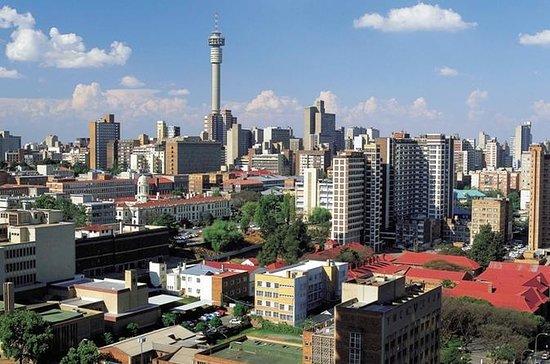 Randonnée pédestre à Johannesburg...