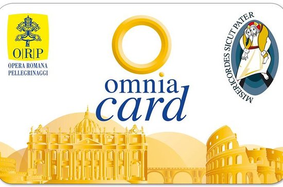 Il pass Omnia Vatican e Rome include