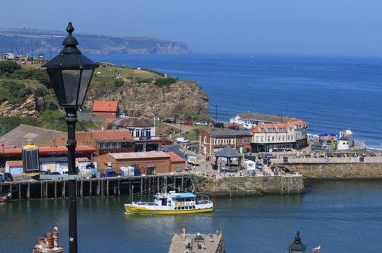 North Yorkshire Moors och Whitby Day ...